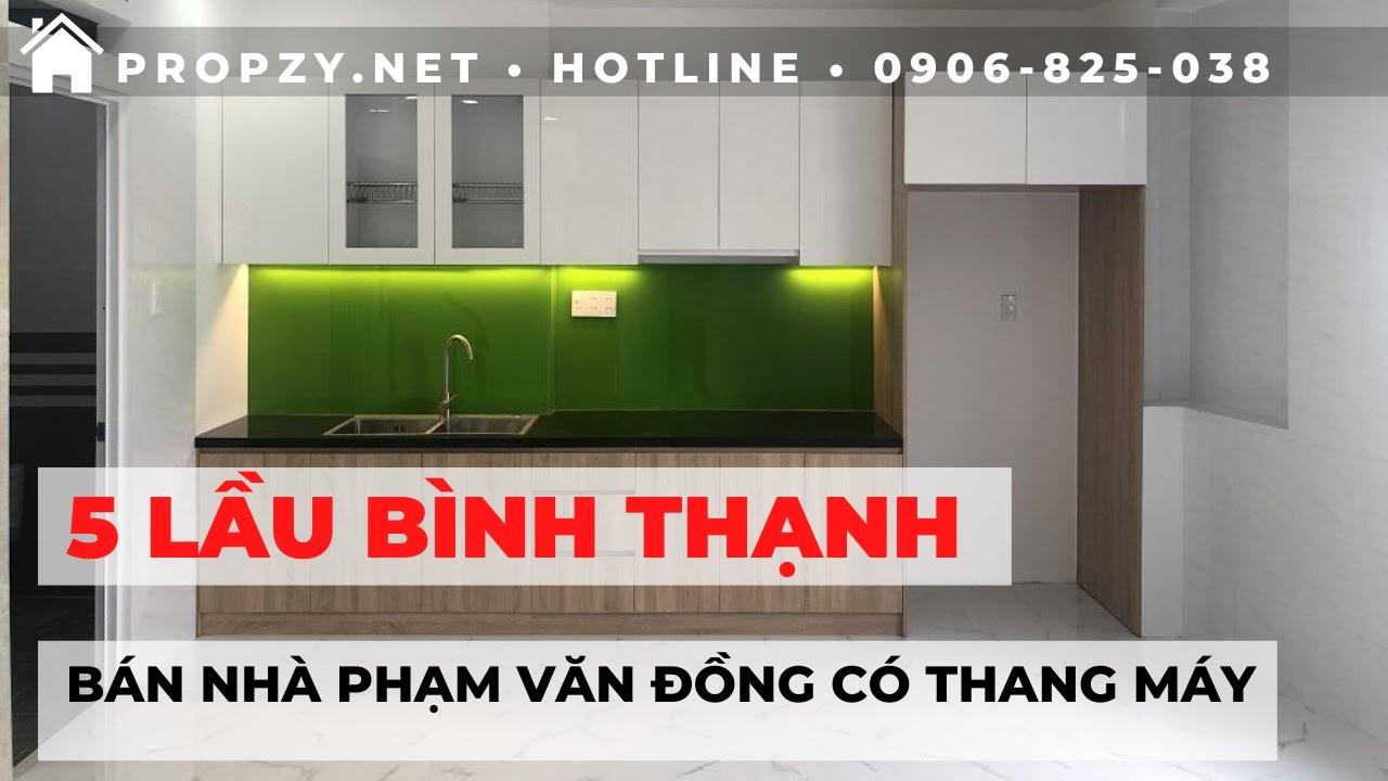 PROPZY NET | Mua bán nhà đất Đường Phạm Văn Đồng, Quận Bình Thạnh