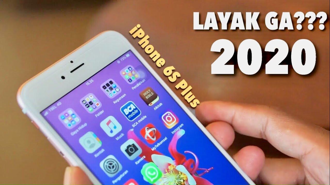 Review iPhone 6s Plus Indonesia - Layak Gak di tahun 2020