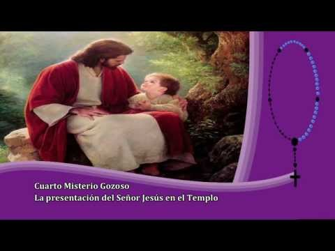 Rosario por los no nacidos - Misterios Gozosos Lunes y Sábado
