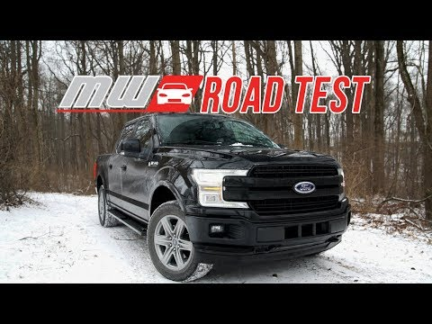 2018 Ford F-150   Road Test