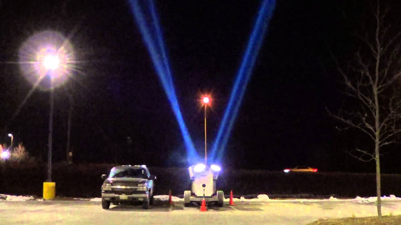 Lincoln Spotlight Al Skybeam