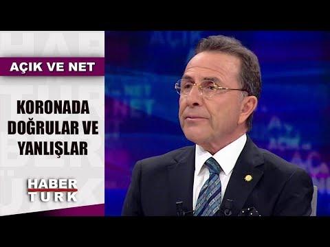 Grip Ile Koronayı Nasıl Ayıracağız? Prof. Dr. Osman Müftüoğlu Anlatıyor | Açık Ve Net - 15 Mart 2020