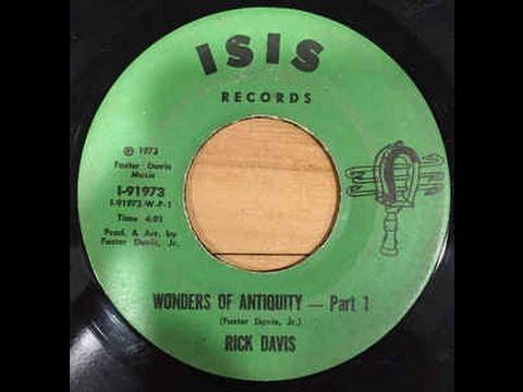 Rick Davis - Wonders Of Antiquity