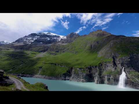 Mauvoisin Dam, Bagnes, Valais, Switzerland