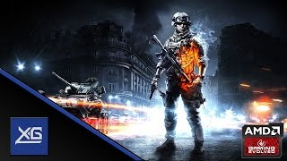 Battlefield 3 Graphics On AMD Radeon R7 240 2GB GDDR3