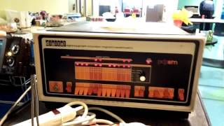 PDP 8/m Test & Visit to System Source, 2014