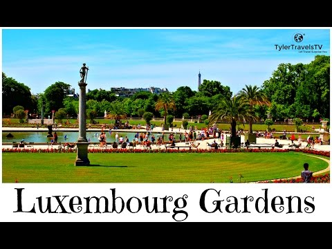 Paris | Luxembourg Gardens