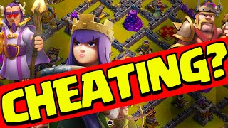 Clash of Clans CHEATING!? ♦ A V-Day Expose! ♦