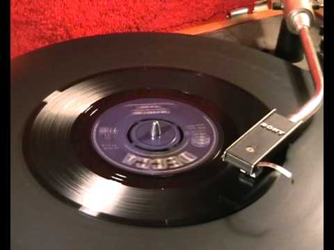 The Poets - Now We're Thru - 1964 45rpm