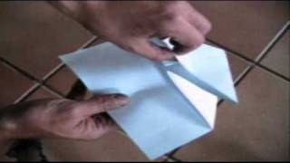 How To Make A Great Paper Plane - Awesome Stunt Plane