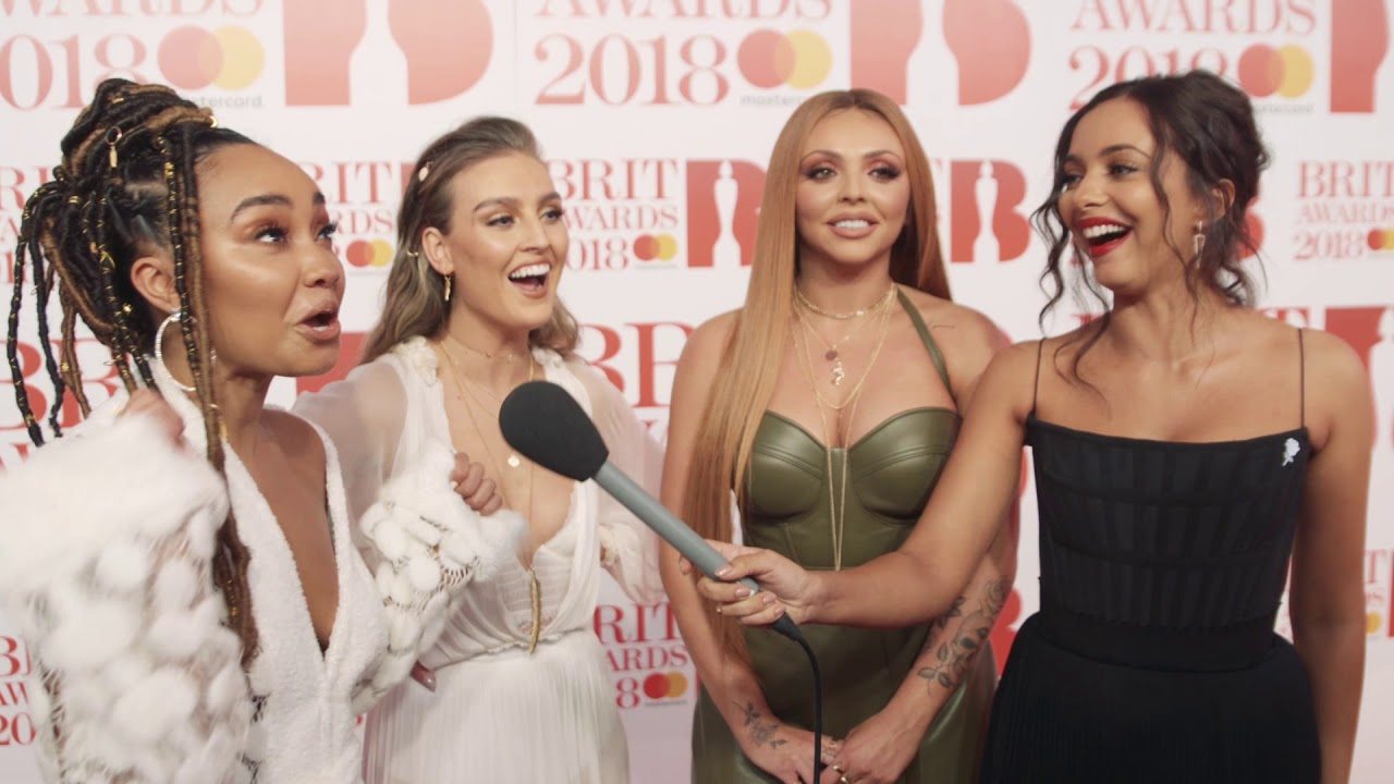 Little Mix make a powerful statement in naked photo