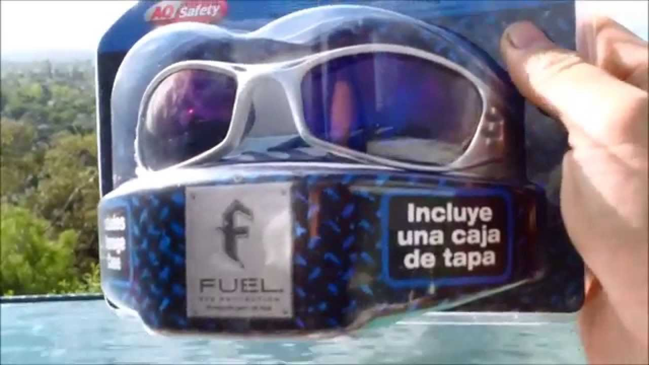 09630f48213a7 3M Fuel High-Performance Safety Glasses - Review - YouTube