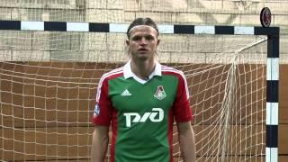 KFC Football 2015 / Уроки от Дмитрия Тарасова / Разминка