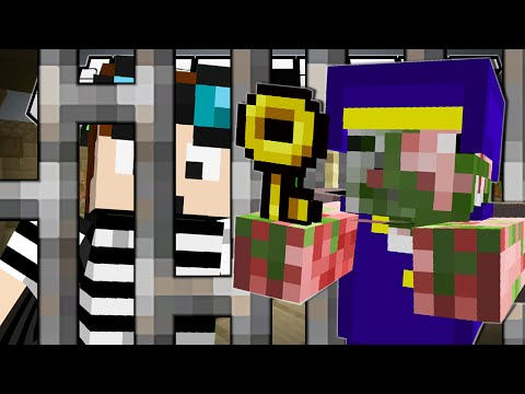 Thumbnail: Minecraft | THE ESCAPISTS IN MINECRAFT!! | Custom Map