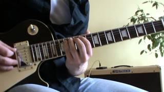 Santana El Farol guitar lesson with TAB