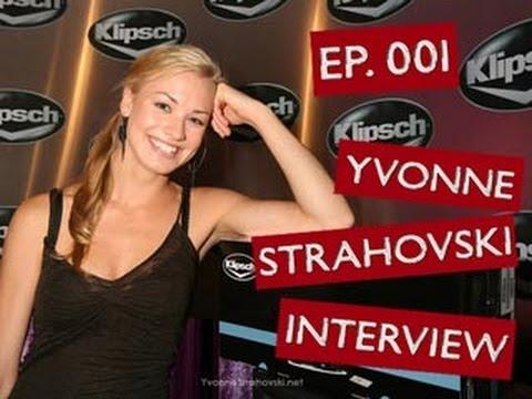 Chuck vs. the Podcast 001 - Yvonne Strahovski Interview