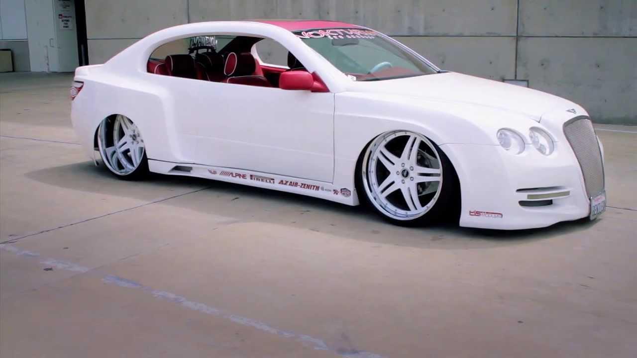 Dub Show Cars >> The BentLex - The DUB Magazine Project - YouTube