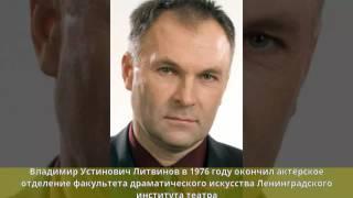 Литвинов, Владимир Устинович - Биография