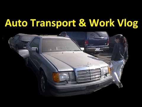 Awful Auto Transport & Workers last chance Daily Vlog + Arguments
