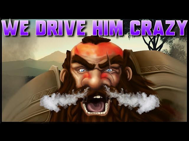 Grubby   WC3   We Drive Him CRAZY!