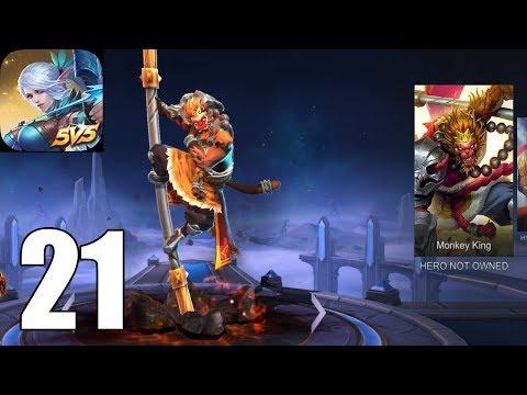 Mobile Legends : Bang Bang ( IOS / Androi ) Gameplay #21 -  Sun : Monkey king