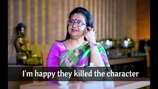 """""""I was embarrassed to act as Rajini's mom..."""" actress Ambika"""