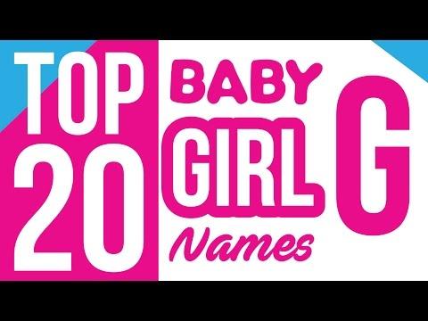 Baby Girl Names Start With G, Baby Girl Names, Name For Girls, Girl Names, Unique Girl Names, Girls