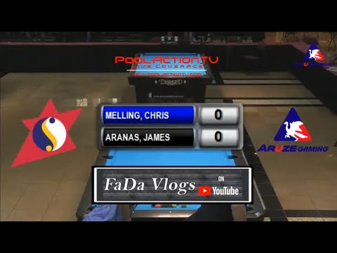 ACD 2018 Finals 1 Chris Melling Vs James Aranas