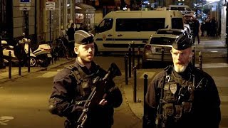 Knife rampage in Paris leaves one dead, four wounded