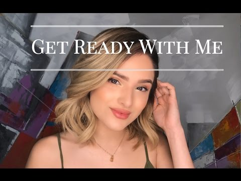 Get Ready With Me  My New Haircut!!