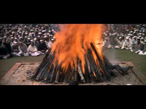 Gandhi 1982 Last Scene  -  Monologue