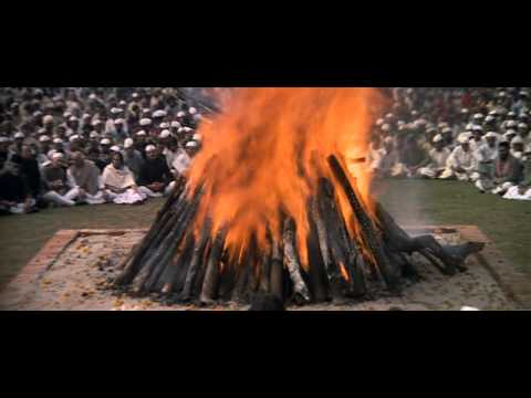 gandhi movie themes