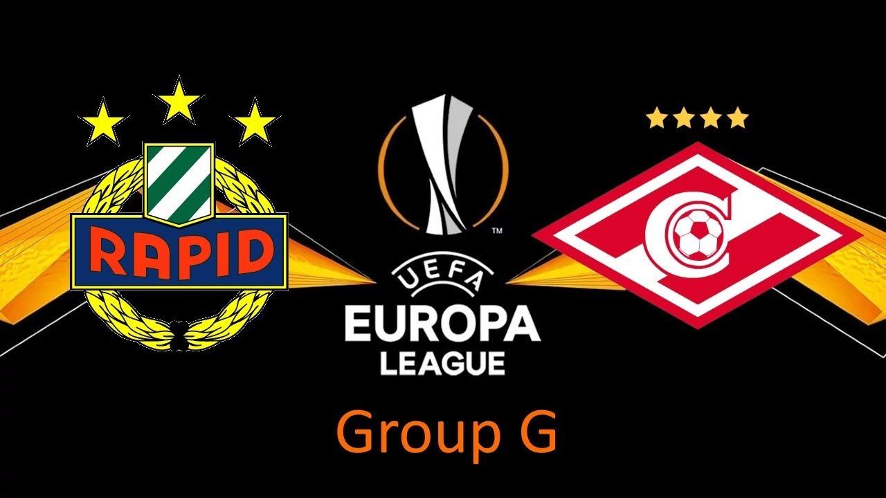 Rapid Gruppe Europa League