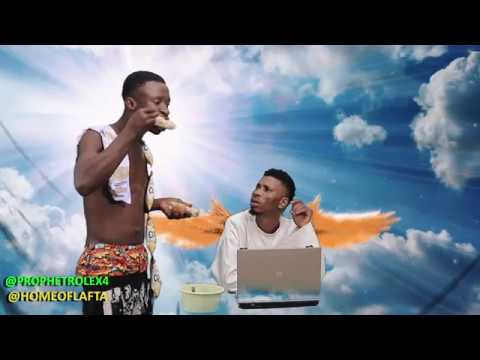 Download PROPHET ROLEX AT THE THRONE | Homeoflafta Comedy