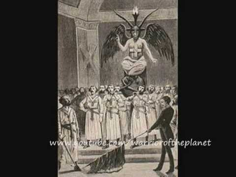 The Necronomicon Illuminati Illuminaki ancient magic book, ancient rituals  in modern day society