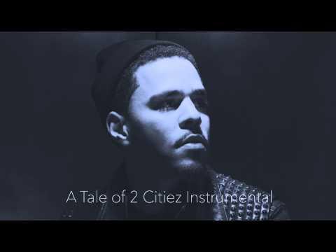 A Tale of 2 Citiez- J. Cole (Instrumental)