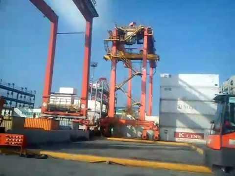 Manila Container Terminal