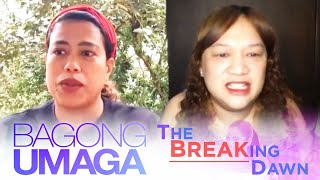 Moi and Pat still doubt the sincerity of Cai's actions | Bagong Umaga The Breaking Dawn