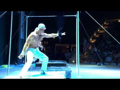 Promo High Bar 2017 Circus Гимнасты на перекладине