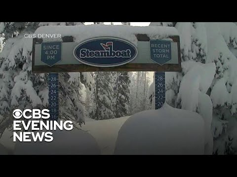 Colorado gets almost 2 feet of snow on the first day of summer