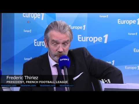 US, Swiss Officials Unveil Major FIFA Corruption Case