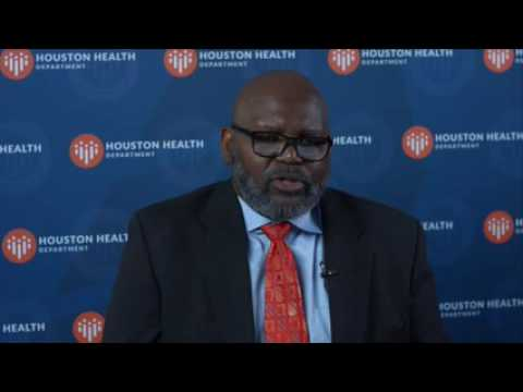 Houston Health Department - Stephen L. Williams Live Stream