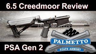 PSA 6.5 Creedmoor Gen 2!!  1000 Yards on a Budget!!
