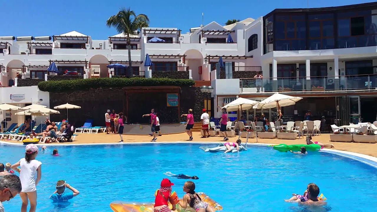 Lanzarote Flamingo Beach Resort You Tube