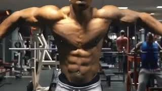 Chest cable fly