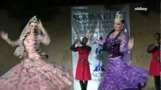 Páros tánc (Azerbajdzsán)