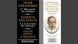 Igor Stravinsky: The Soldier