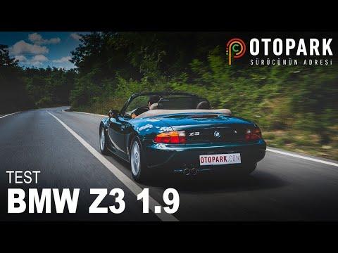 BMW Z3 1.9i Roadster | TEST