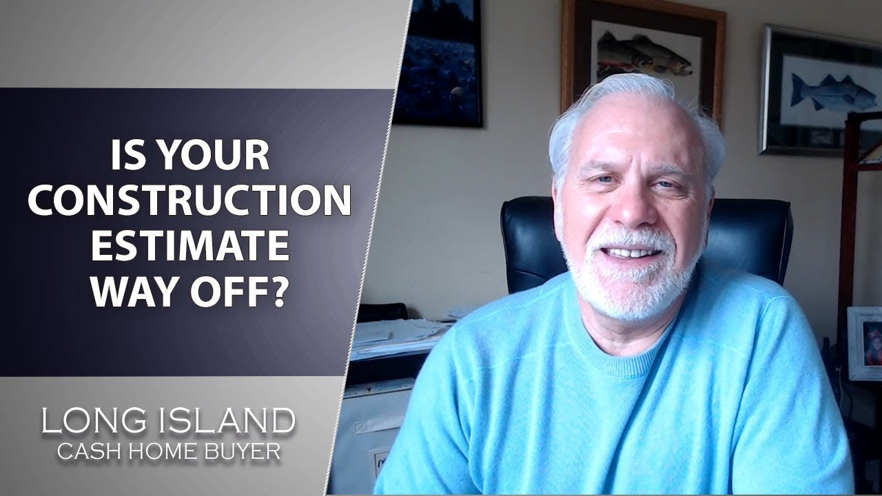 Long Island Cash House Buyer: What Should You Expect From Construction Costs?