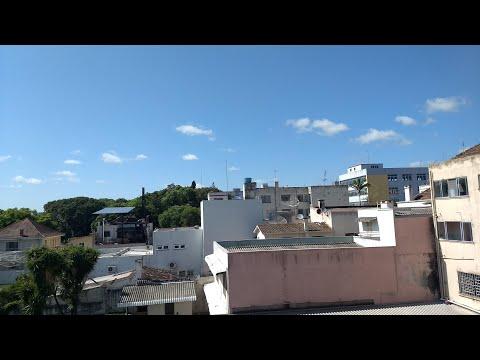 Semana marcada por céu claro e muito sol em Cachoeira do Sul